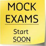 Simulare examene martie