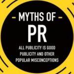 """Cartea lunii de la CIM: """"Mituri in PR: orice publicitate este buna si alte conceptii gresite la moda"""""""