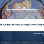 Webinar informativ: Cum functioneaza cursurile la distanta?