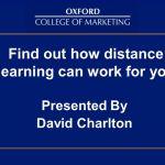 Webinar informativ: Cum functioneaza studiul la distanta?